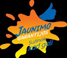 JAUNIMO GARANTIJOS PRIENUOSE